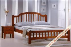 830 WOODEN BED